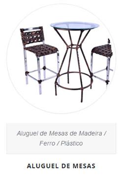 TelePorto Aluguel de Mesas e Cadeiras - Foto 3